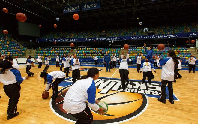 skyliners frankfurt basketball