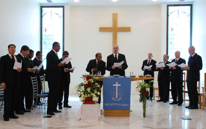 Religious diversity under one roof - nac today
