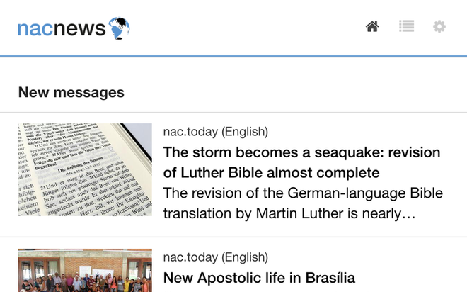 german news in english