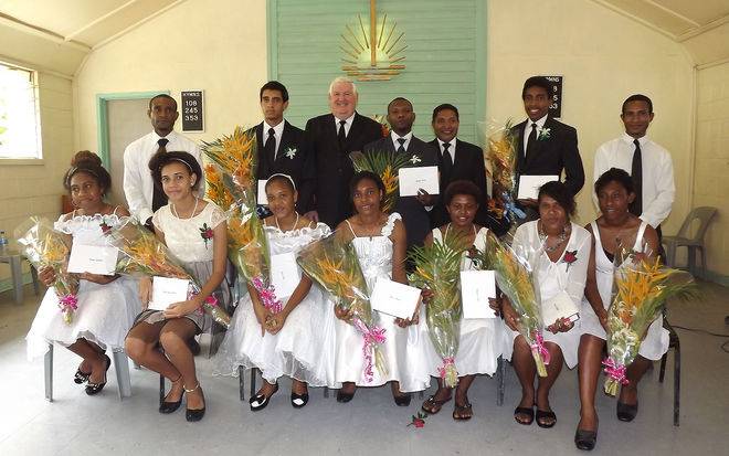 New Apostolic life in Port Moresby - nac today