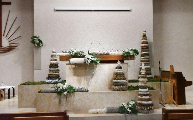 Partout chez soi utiliser la d coration de l autel pour for Magazine decoration chez soi