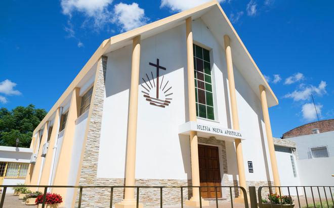 Gottesdienste und Jugendtag – wenn der Stammapostel kommt ...