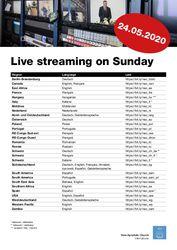 Nak gottesdienst live stream